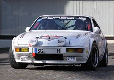 Porsche 924 Group 4 advanced gt rally race-car built 1977.