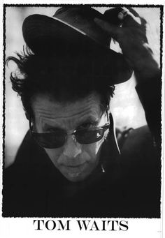 A HUGE portrait poster of the ever-eclectic Tom Waits tipping his hat! Ships Super Fast! 38x53 inches. Check out the rest of our excellent selection of Tom Waits posters! Need Poster Mounts..?