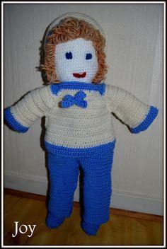 sailor stuff doll