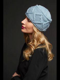 Knitwear, Winter Hats, Beanie, Design, Fashion, Moda, Tricot, Fashion Styles, Beanies