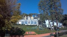 Glitterati Private Tours of Hollywood: The world-famous Magic Castle in Hollywood is located just behind The Walk of Fame, Grauman's Chinese Theater and The Dolby Theater.