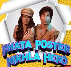 The much awaited trailer of Phata Poster NiklaHero Ft. #ShahidKapoor & Ileana D'Cruz is here... http://movies.buzzintown.com/phata-poster-nikla-hero/show--trailers/tid--413797/id--698117.html #movies2013 #bollywood