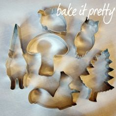 Magical Forest Cookie Cutter Set #BHGRE party