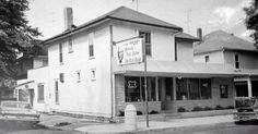 The original KFC, corner of Madison Ave and Park Ave, Piqua, Ohio