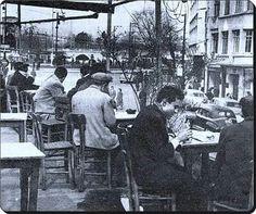 Taksim eftalipos kahvesi