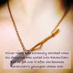 Of course, his older daughter, Olivia, had already been sorted into Gryffindor the previous year