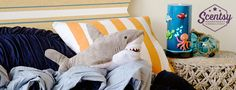Stevie The Shark has arrived! – Scentimental Candle Store