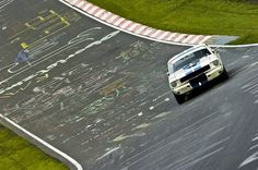 Mustang GT350 on the 'Ring