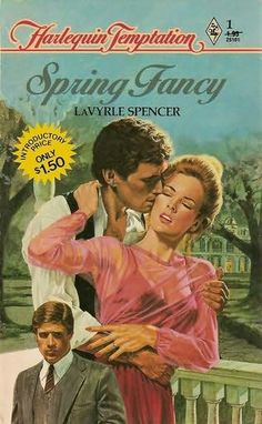 Spring Fancy by LaVyrle Spencer - book cover, description, publication history. Used Books, Books To Read, My Books, Lavyrle Spencer, Paranormal Stories, Mystery Books, Romance Novels, Book Series, Short Stories