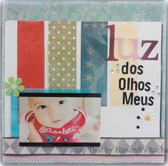 LO para o álbum OUR FAMILY TREE www.scrapthatbrasil.blogspot.com