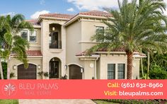 Browse distinctive luxury property for sale  Want to Join Real Estate Agency West Palm Beach? Bleu Palms Real Estate is a company built with out-of-the-box thinking and self-entrepreneurship as the key drivers of success. For more info call: (561) 632-8960 Visit: http://bleupalms.com