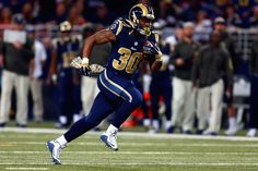 Los Angeles Rams: Todd Gurley Already one of the NFL's top running backs, Todd Gurley's star in Los Angeles is still rising. The Rams' bell cow needed just 12 starts to rush for over 1,000 yards last season and did so coming off of major knee surgery. A year older, wiser and stronger, Gurley's ground game has no ceiling in sight.