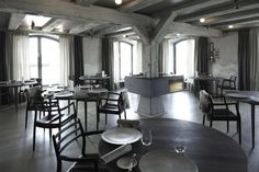Noma Restaurant By SPACE Architecture & Interior Design – 01 | Designalmic