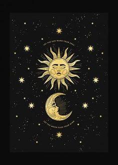 Sunmoon – Cocorrina® & Co Artist Aesthetic, Aesthetic Drawing, Sun And Moon Drawings, Sun And Moon Tarot, Moon Sketches, Sun Painting, Sketch Tattoo Design, Sketch Art, Arte Sketchbook