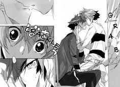 1001 Knights, manga. Naito and Yuuta Fuuga (yeah brothers. blame the author not me xD)