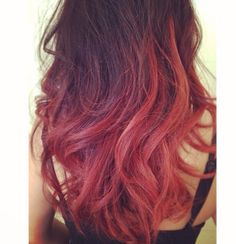#redombre #ombre #ombrehair
