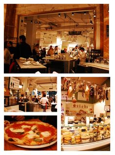 eataly new york images | Eataly in New York City.,,,,Flat Iron District.....GO to this place in ...