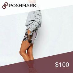 ISO I need this and Heather Grey ASOS Sweaters Crew & Scoop Necks