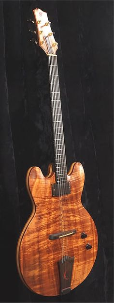 Bertoncini Guitars, Custom Electric