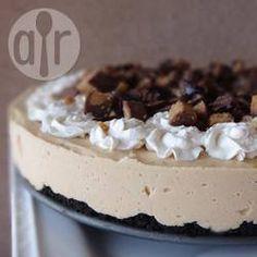 Foto de la receta: Pay de Oreo® y crema de cacahuate
