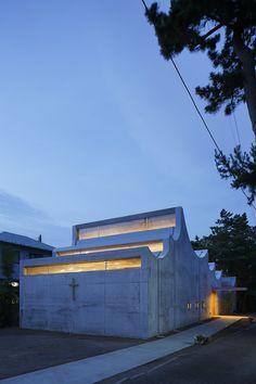 Gallery of Shonan Christ Church / Takeshi Hosaka - 25