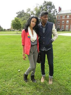 Young + hip #collegestyle
