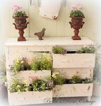 Old Dresser / New Planter by Bella's Rose Cottage