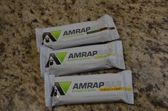 On the go nutrition | Giselle Schoer talks about her new favorite paleo AMRAP bar