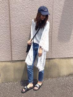 GUのカーディガンを使ったnyaobuのコーディネートです。WEARはモデル・俳優・ショップスタッフなどの着こなしをチェックできるファッションコーディネートサイトです。