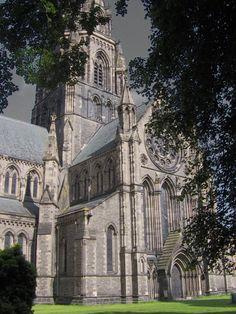 A church in Edinburgh, scotland