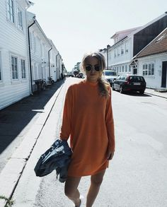 Martine Egeland casual outfit