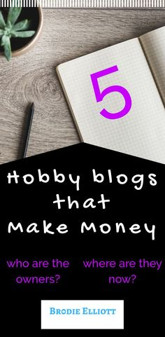 Some of the most successful entrepreneurs started out blogging about their hobby's or interests who are they and where are they now? #blogging #entrepreneur Way To Make Money, Make Money Online, Business Tips, Online Business, Make Money Traveling, I Quit My Job, Creating Passive Income, Hobbies And Interests, Career Change