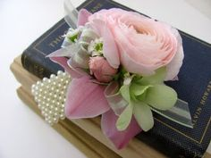 Worcester florists - Sprout: Prom Wrist Corsages - Spring Blooms
