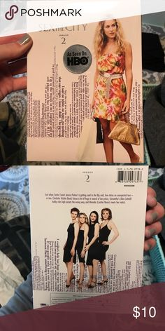 Sex and the city season 2 Never opened, brand new. Other
