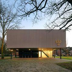 2010 Brandweerpost Kantoren/bedrijven Projecten | Grosfeld Van Der Velde  Architecten