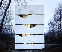 Battle Ground: The CIPEA No. 4 House by AZL Architects