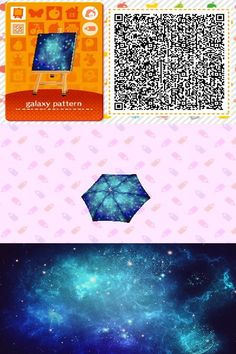 f 2017 083 0 5 acnl__galaxy_pattern_qr_code_by_acnl_qr. - New Ideas f 2017 083 0 5 acnl__galaxy_pattern_qr_code_by_acnl_qr. Animal Crossing Pattern, Qr Code Animal Crossing, Animals Crossing, Animal Crossing Qr Codes Clothes, Animal Crossing Welcome Amiibo, Animal Crossing Leaf, Pokemon, Baby Activity, Deviantart