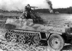 Sd.Kfz. 250/1 leichter Schützenpanzerwagen Ausf. A