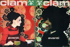 Clam #11 - Avanti