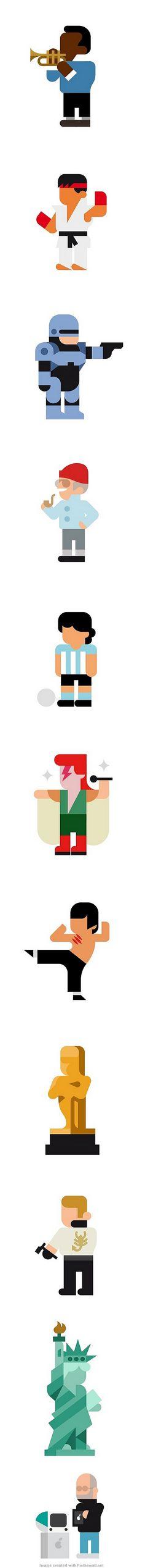 EveryHey: Illustrations by Hey Studio #Illustration