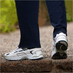 Take a walk outside in a podiatrist-designed best-seller: Orthaheel Action Walker Shoes.