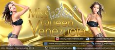 síguenos por nuestras distintas redes sociales Miss Queen Venezuela