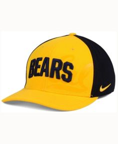 e54d40914 Nike California Golden Bears Classic 99 Swoosh Flex Cap - Gold OSFM  California Golden Bears
