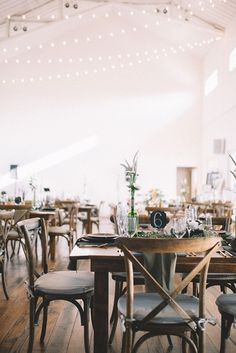 Nashville wedding with a Kinfolk vibe - photo by Details Nashville http://ruffledblog.com/earthy-farm-to-table-wedding-inspiration-in-nashville