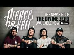 Pierce The Veil - The Divine Zero (Official Stream) - YouTube New song finally, love it so much.❤❤