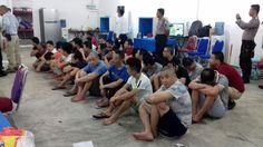 40 WN China & Taiwan Terlibat Penipuan Online Dideportasi Kemenkum HAM Sumut http://news.beritaislamterbaru.org/2017/07/40-wn-china-taiwan-terlibat-penipuan.html