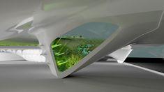 servo  Hydrophile: Hydrodynamic Green Roof