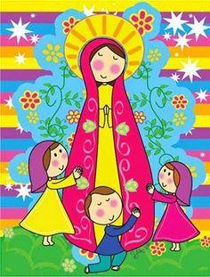 el blog del padre eduardo: Mes de mayo, mes de las flores, mes de María