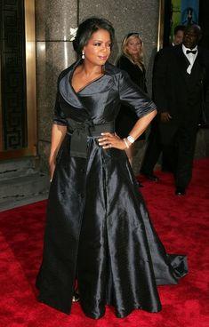 Oprah Winfrey - 60th Annual Tony Awards At Radio City Music Hall - Arrivals 2006.
