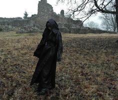 Witch, Raincoat, Fashion, Rain Jacket, Moda, Fashion Styles, Witches, Witch Makeup